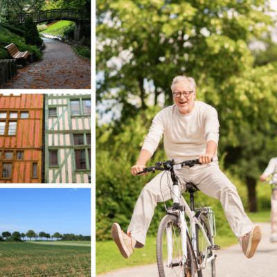 Les habitats collectifs pour les seniors qui ont envie d'ailleurs