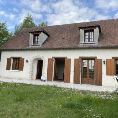 Vente Maison T8 de 163 m2 sur sous-sol à BRIENON (1h40 de Paris)